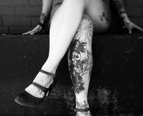 Czy tatuaż może się zmienić