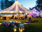 Letnie imprezy pod namiotem