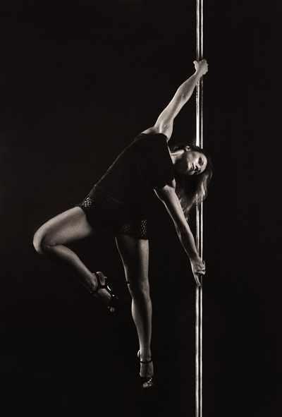 Pole dance - nowy, popularny sport