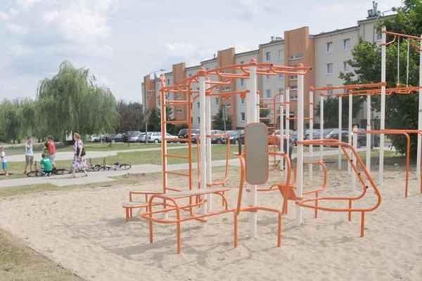 Świetne propozycje Rady Osiedla na inwestycję Budżetu Obywatelskiego Koszalina na parki europejskie.