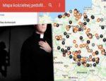 Mapa pedofilii w polskim Kościele