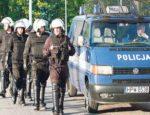 Duża ilość pobieranych zaświadczeń lekarskich przez funkcjonariuszy Policji w Kołobrzegu.