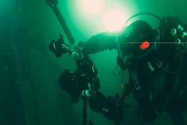 Kolejne znalezisko w Kołobrzegu. Z Bałtyku wyłowiono działko przeciwlotnicze Oerlikon z czasów II wojny światowej