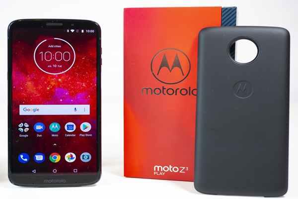 Motorola Z3 Play - specyfikacja