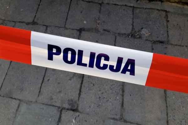Wypadek nieprzytomnego mężczyzny w Kołobrzegu.